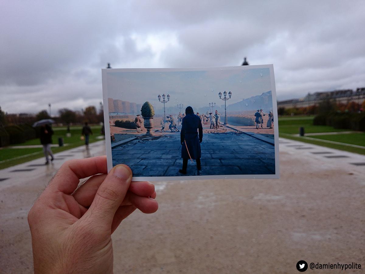 Porovnejte na fotografiích Paříž z Assassin's Creed: Unity s tou současnou 103131