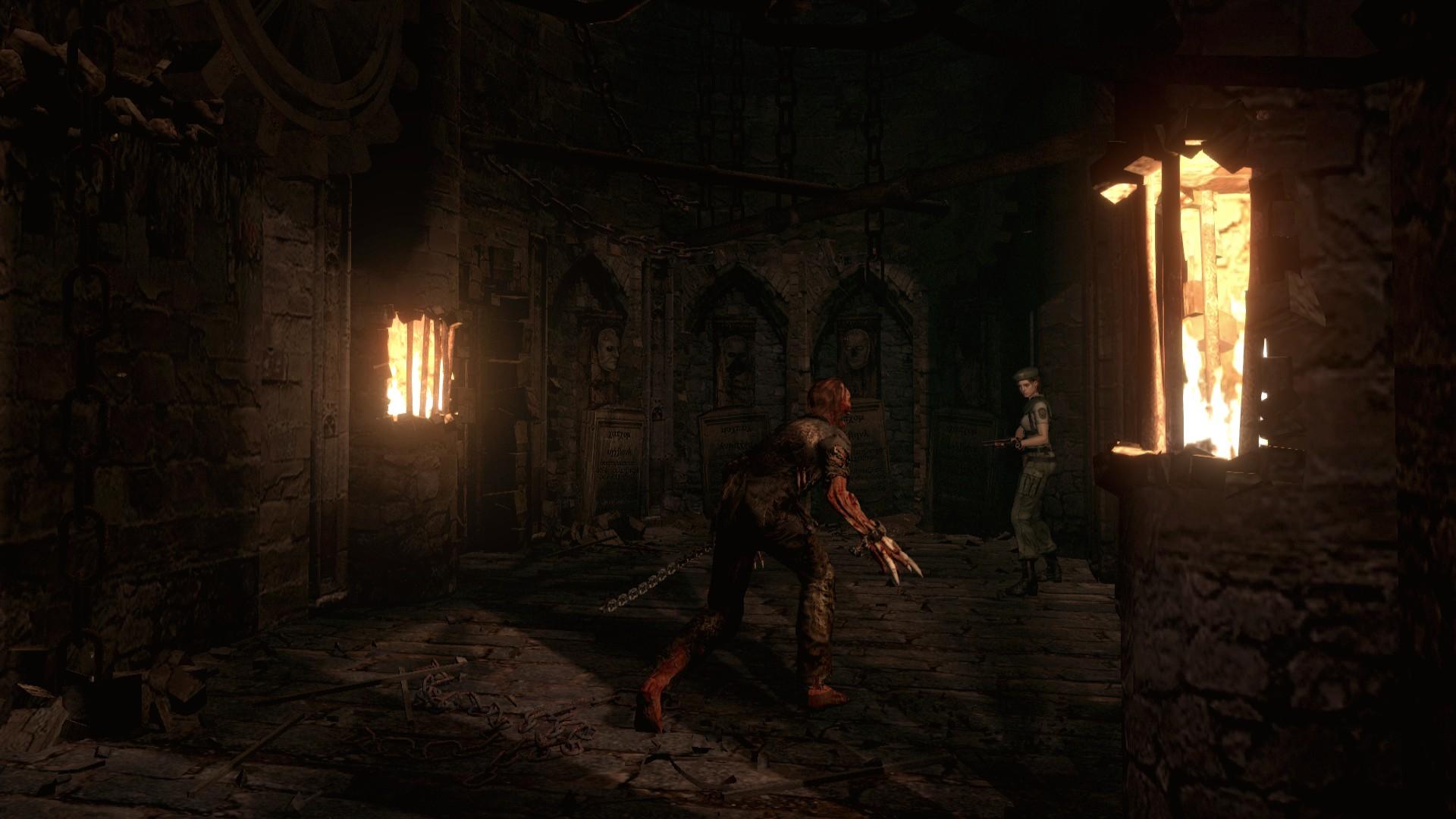 Resident Evil HD – potřetí a stále lépe 103177