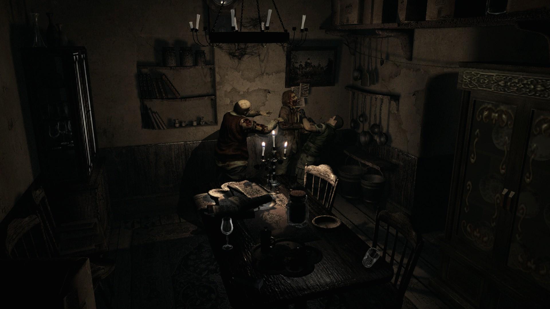 Resident Evil HD – potřetí a stále lépe 103179