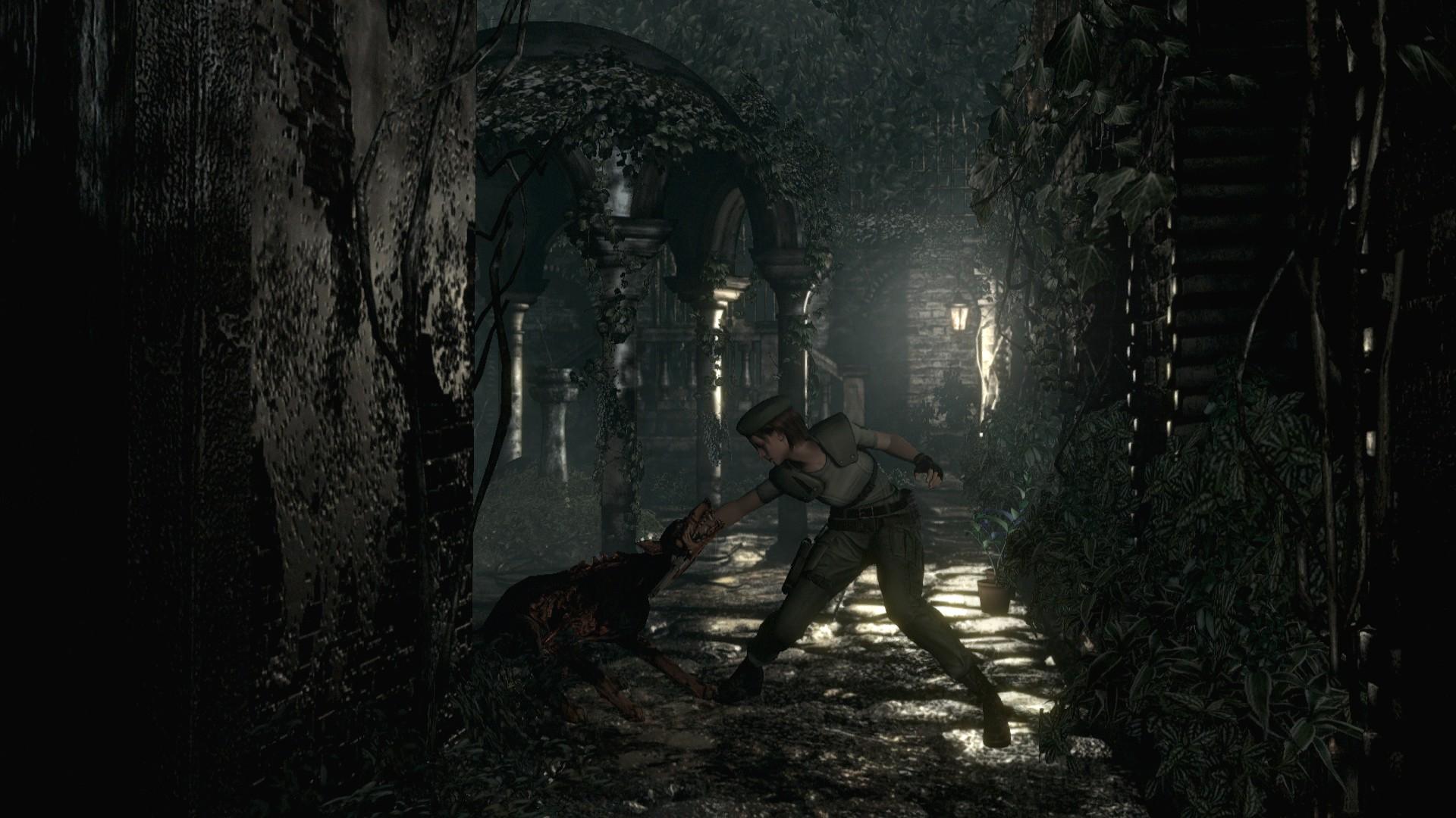 Resident Evil HD – potřetí a stále lépe 103180