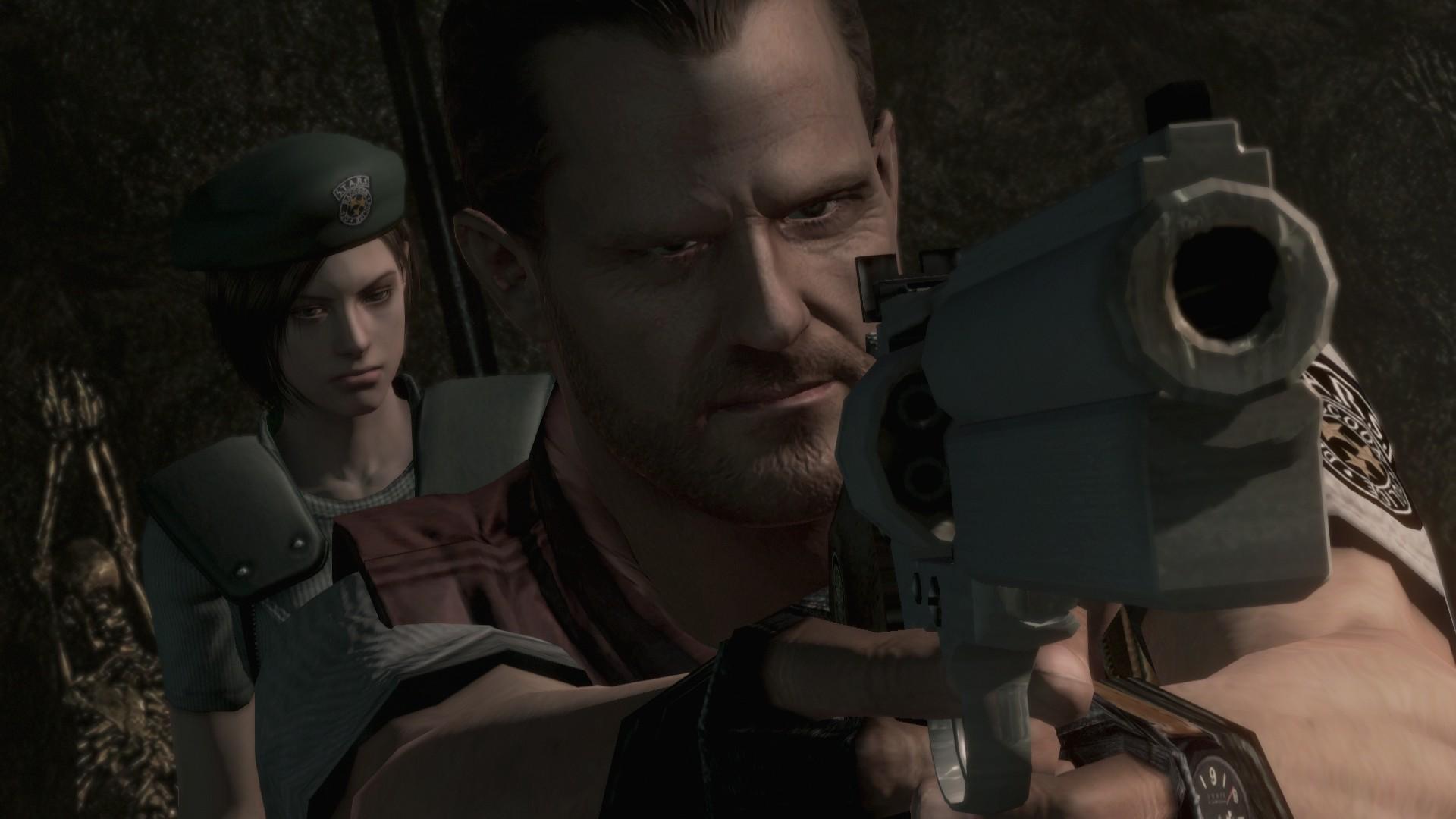 Resident Evil HD – potřetí a stále lépe 103181
