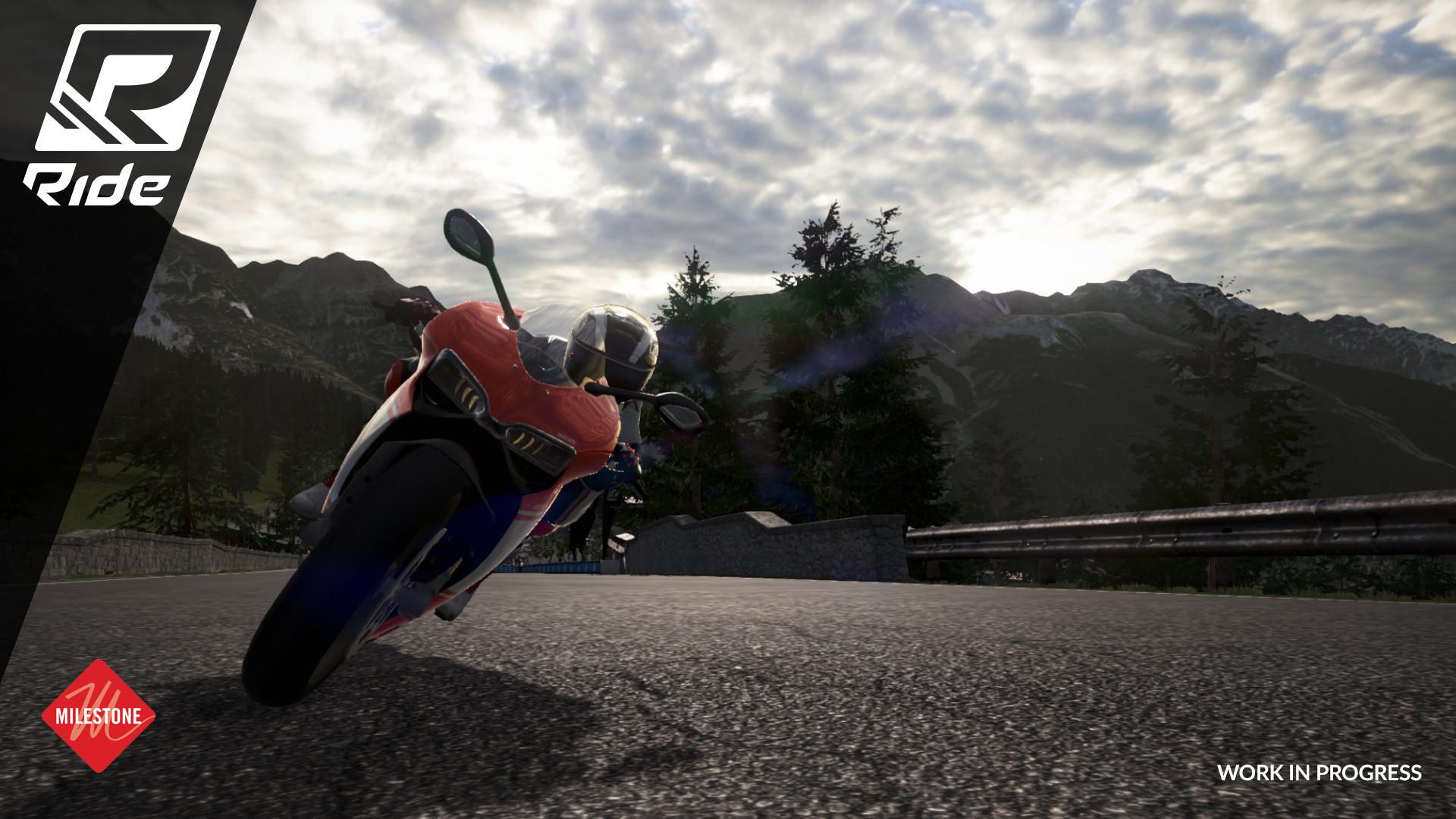 První obrázky z motocyklových závodů Ride 103203