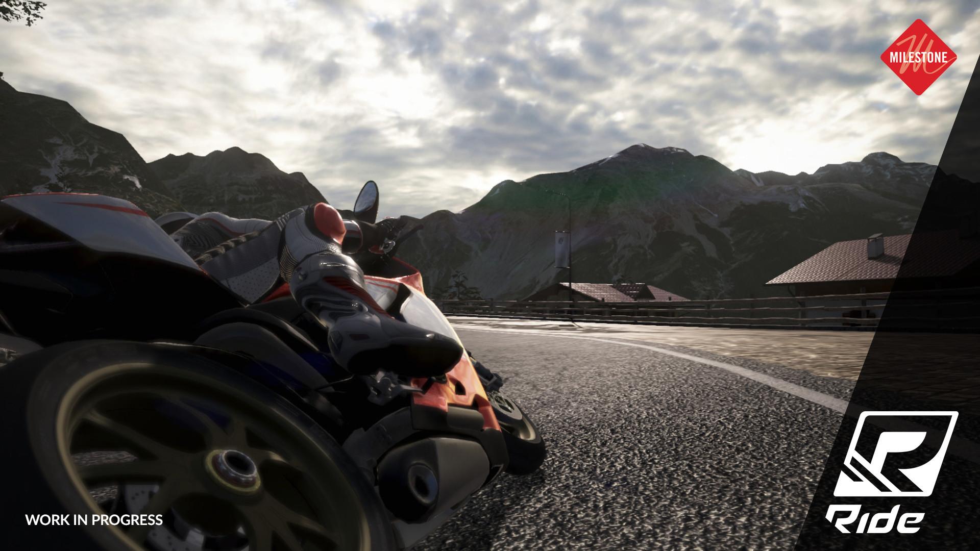První obrázky z motocyklových závodů Ride 103204