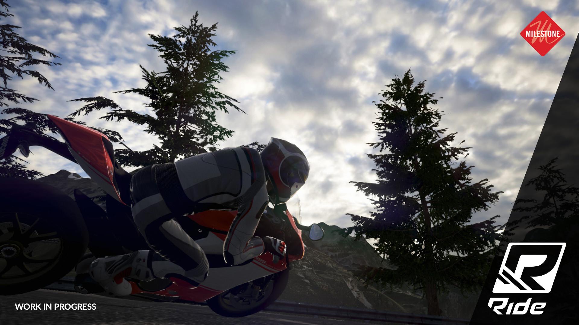 První obrázky z motocyklových závodů Ride 103205