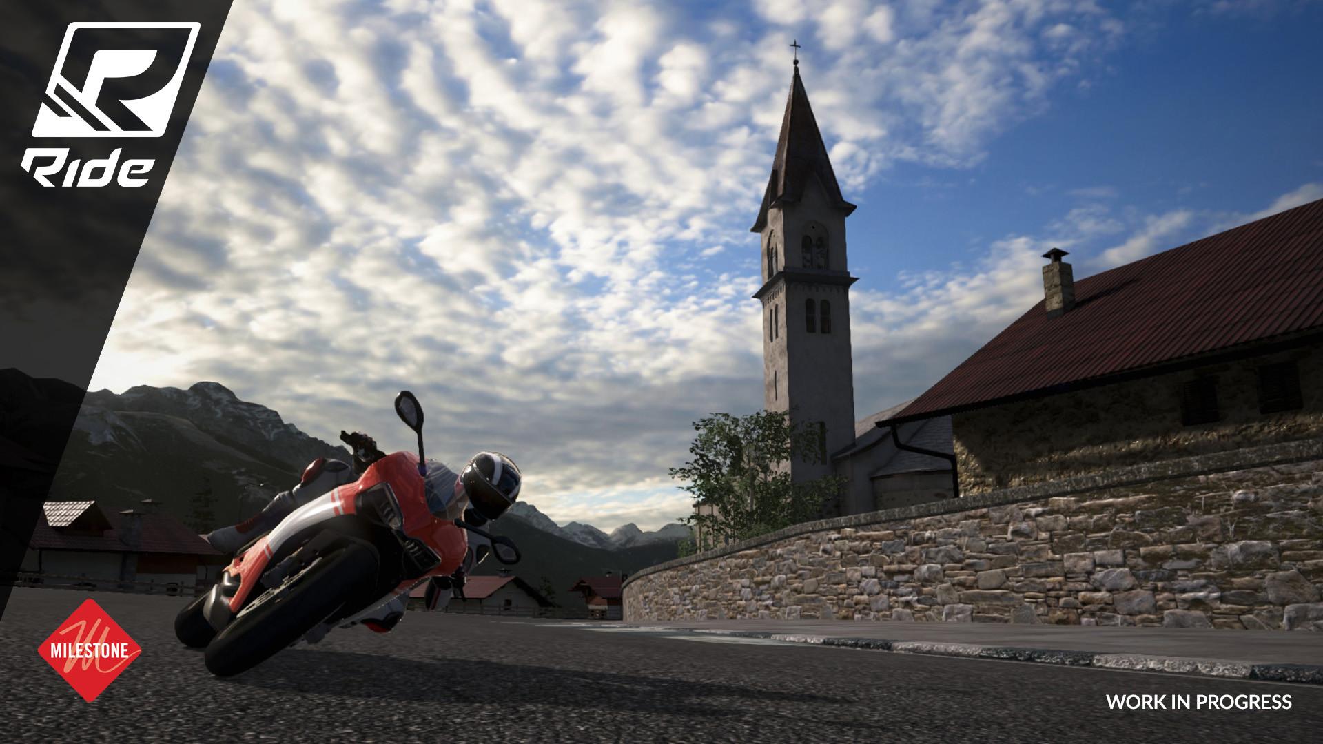 První obrázky z motocyklových závodů Ride 103206