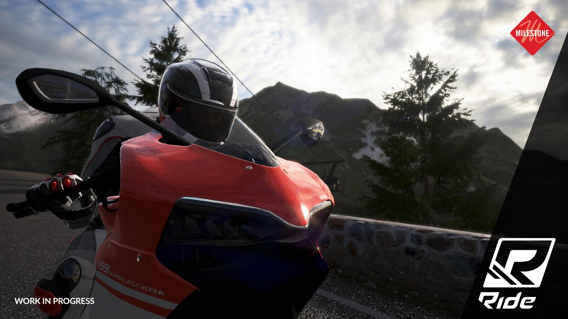První obrázky z motocyklových závodů Ride 103207