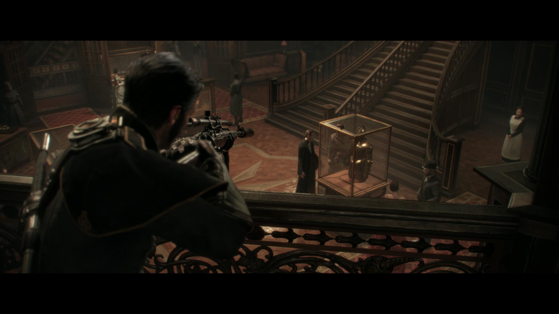 The Order: 1886 je lineární filmová střílečka s herní dobou 10 až 12 hodin 103251