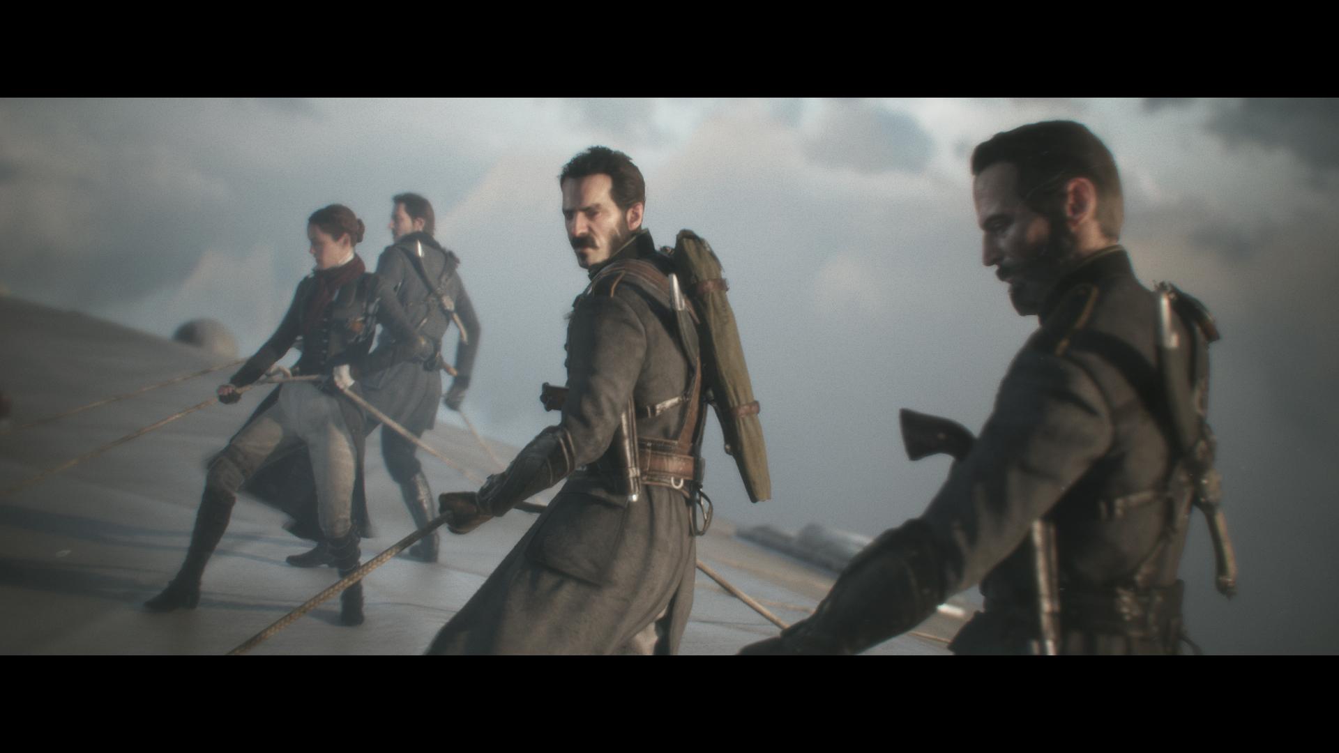 The Order: 1886 je lineární filmová střílečka s herní dobou 10 až 12 hodin 103255