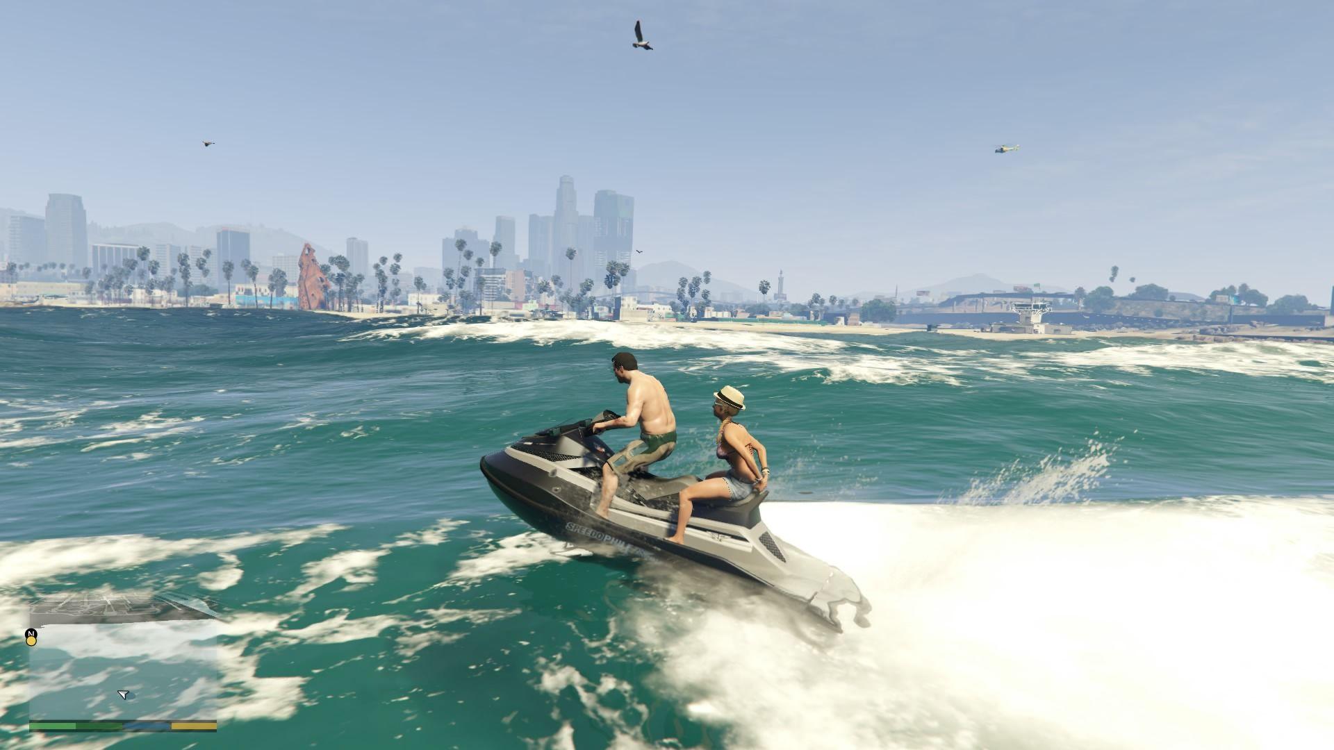 Grand Theft Auto V na nové generaci konzolí 103293
