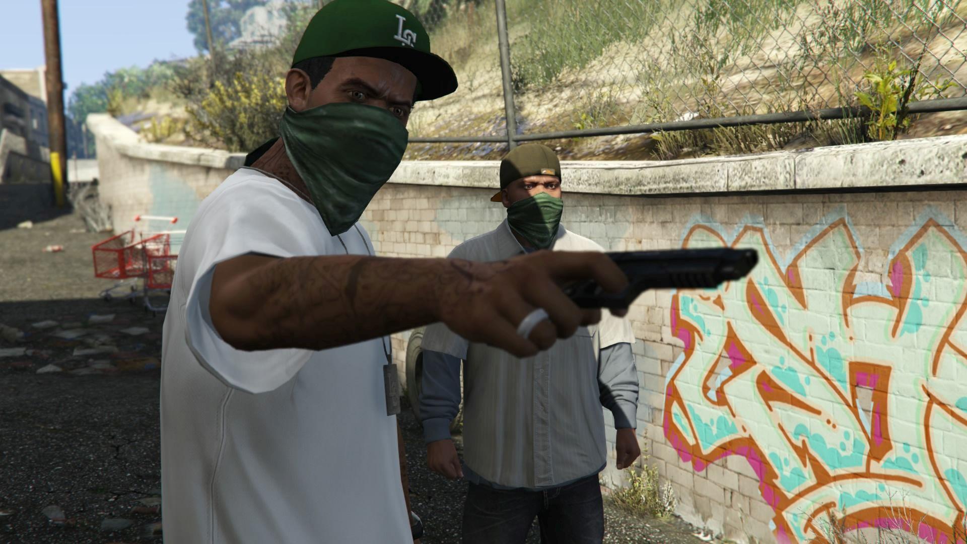 Grand Theft Auto V na nové generaci konzolí 103300