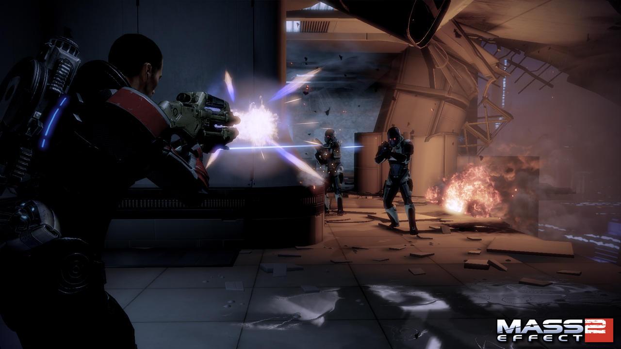 Nejnovější DLC pro Mass Effect 2 v detailech 10357
