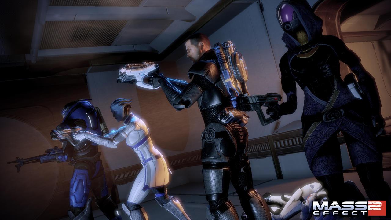 Nejnovější DLC pro Mass Effect 2 v detailech 10358