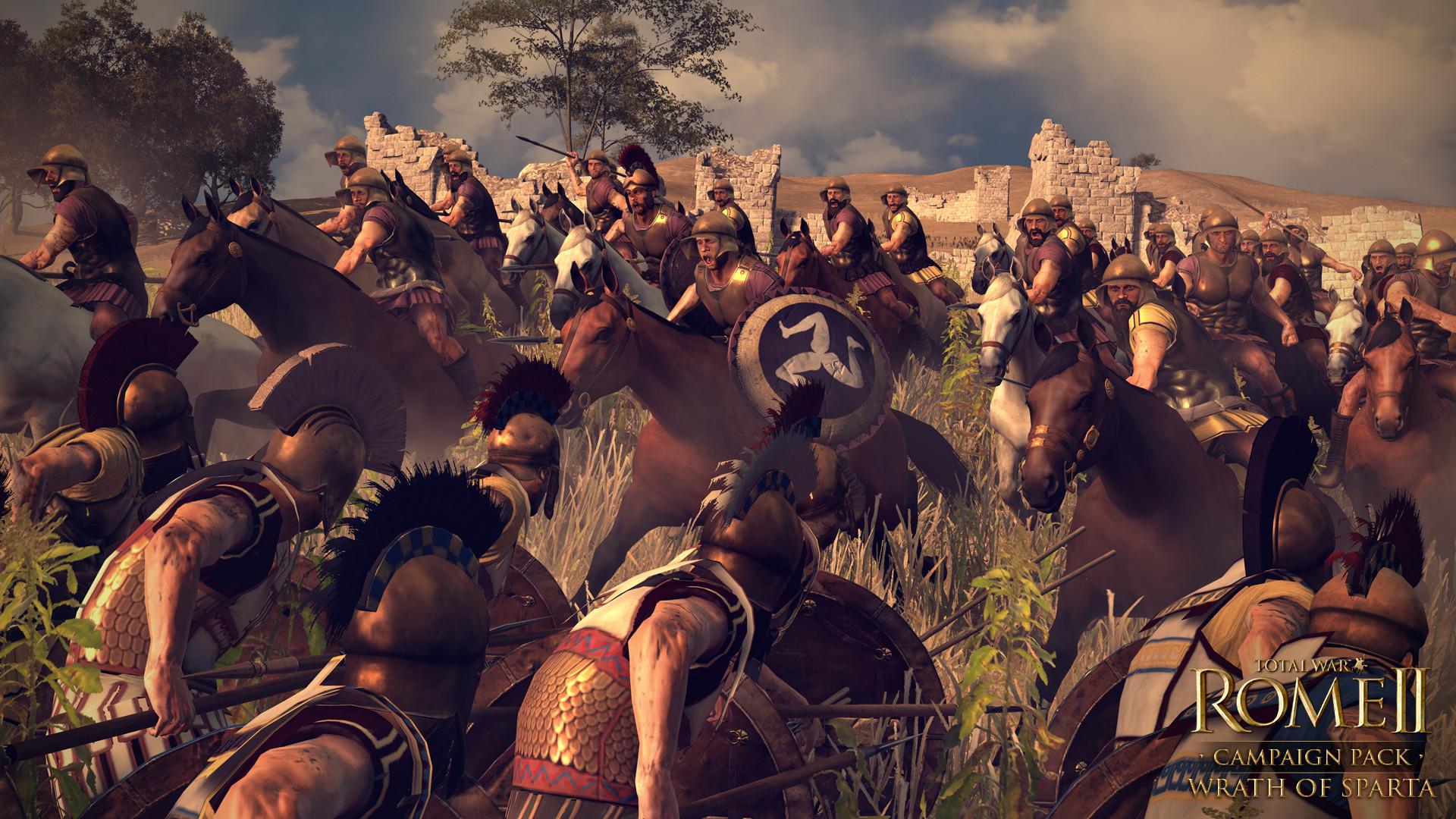 Peloponéská válka v rozšíření Total War: Rome 2 103675