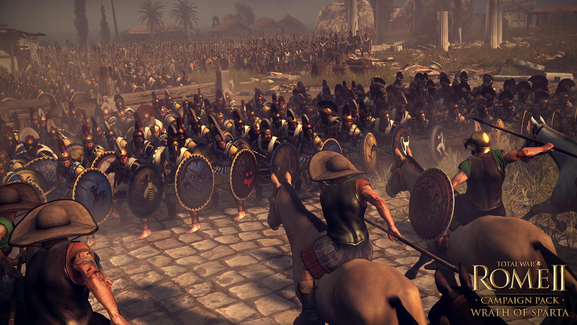 Peloponéská válka v rozšíření Total War: Rome 2 103677