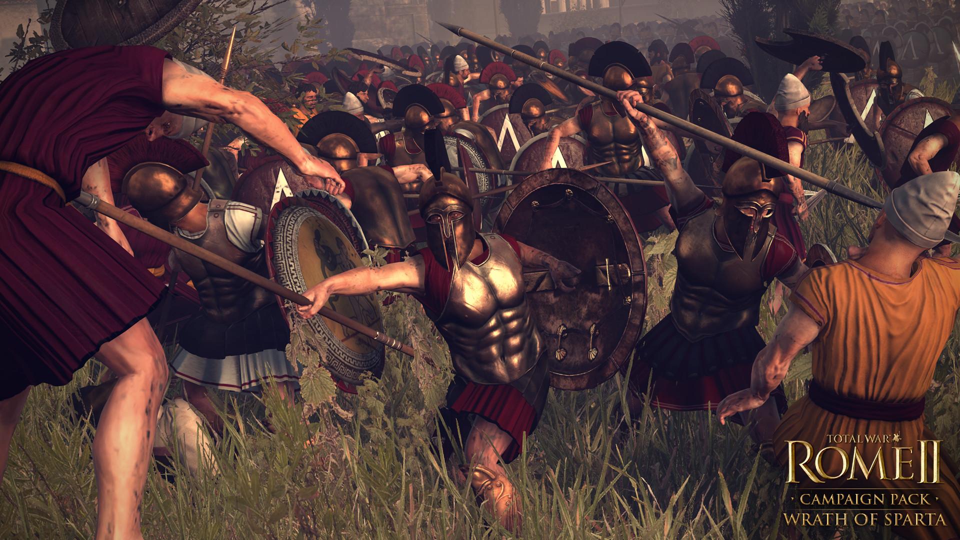Peloponéská válka v rozšíření Total War: Rome 2 103678