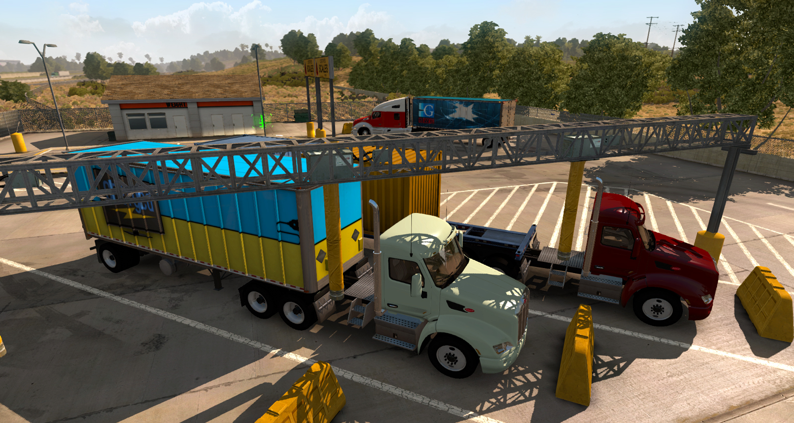 Rozhovor s SCS Software nejen o American Truck Simulatoru 103839