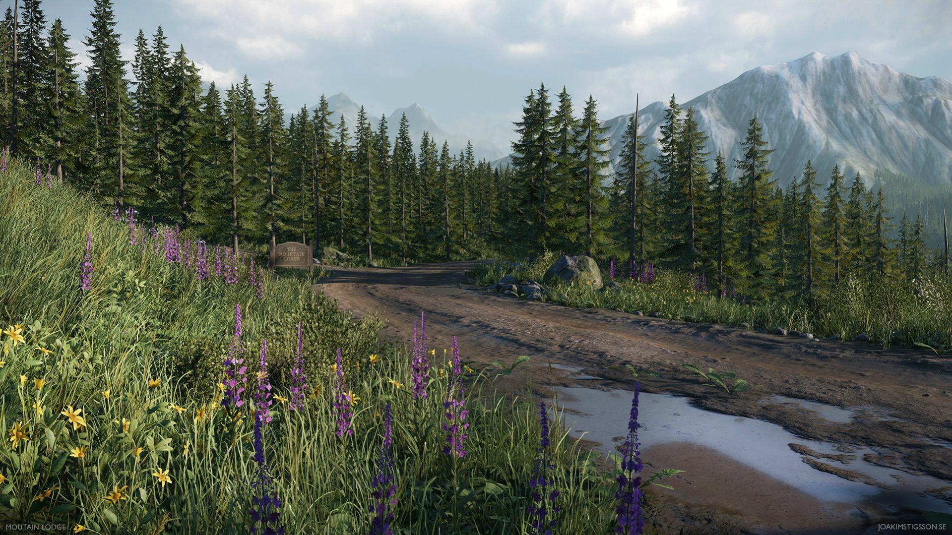 Grafik z DICE použil CryEngine k vytvoření pěkné mapy 103951