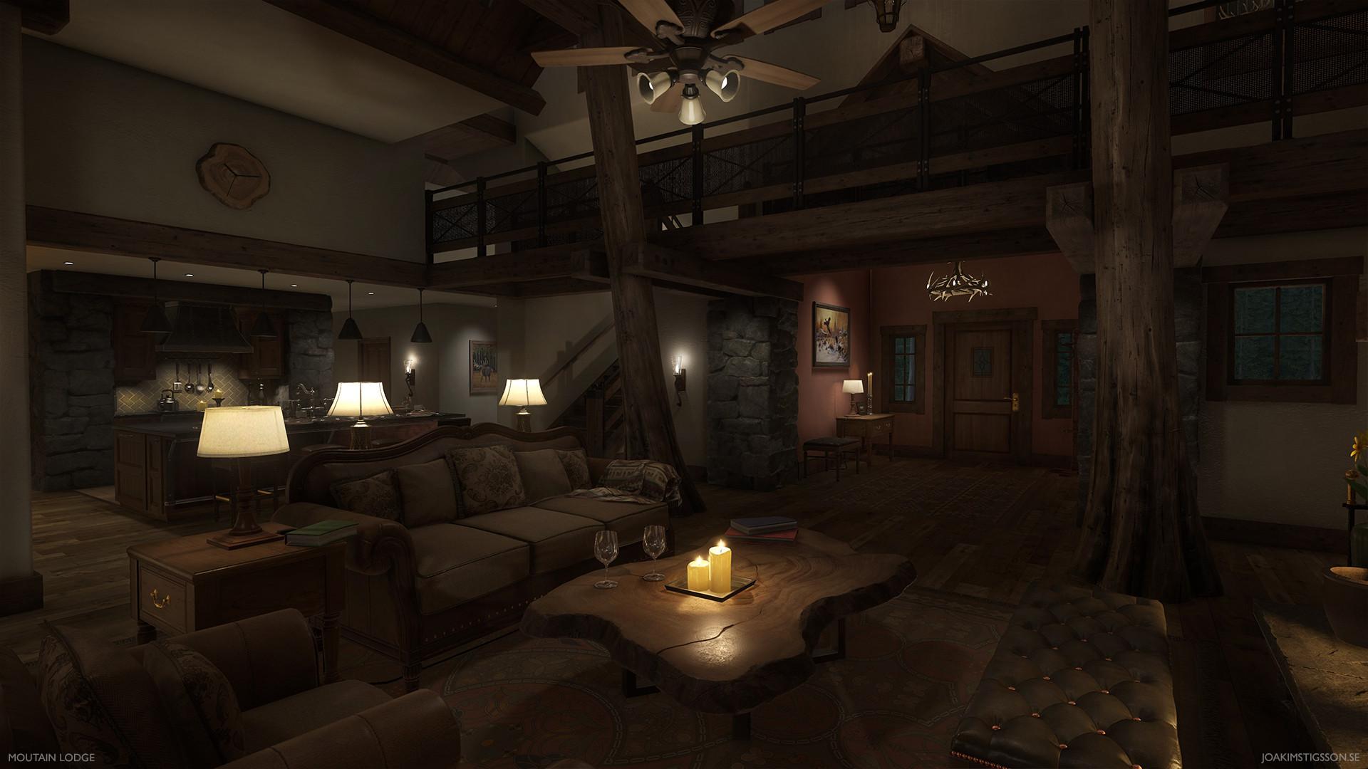 Grafik z DICE použil CryEngine k vytvoření pěkné mapy 103952