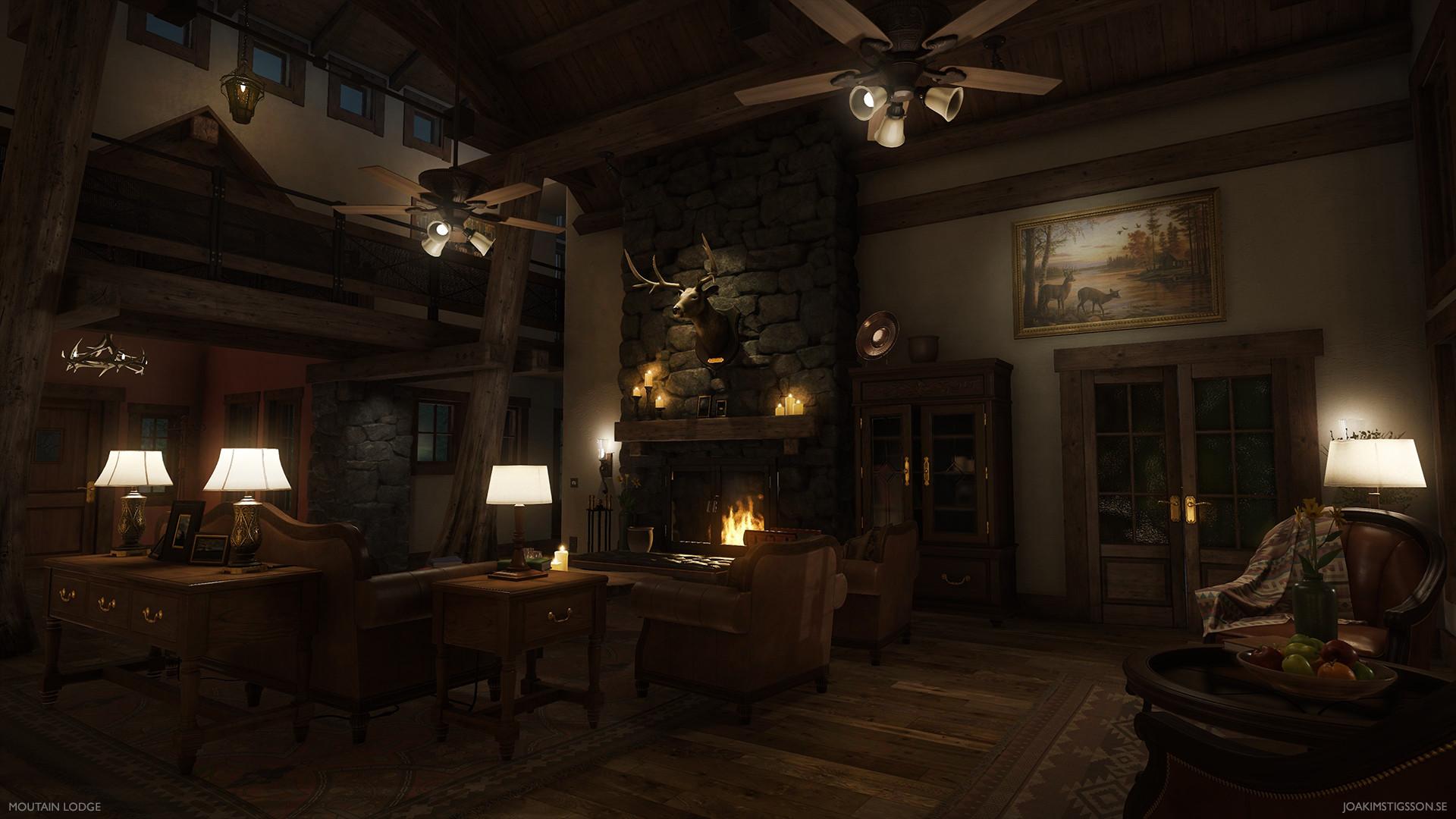 Grafik z DICE použil CryEngine k vytvoření pěkné mapy 103953