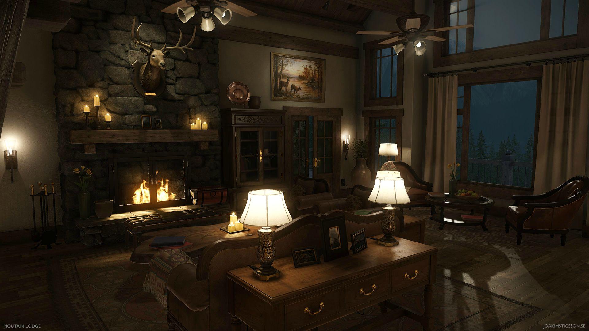Grafik z DICE použil CryEngine k vytvoření pěkné mapy 103960