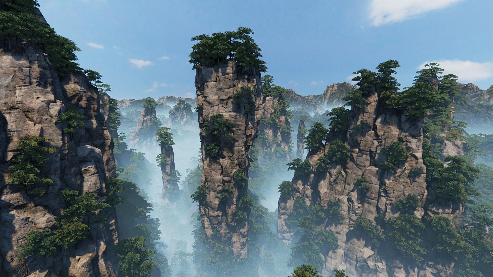 Grafik z DICE vytvořil v Unreal Engine 4 krásnou vegetaci 104186