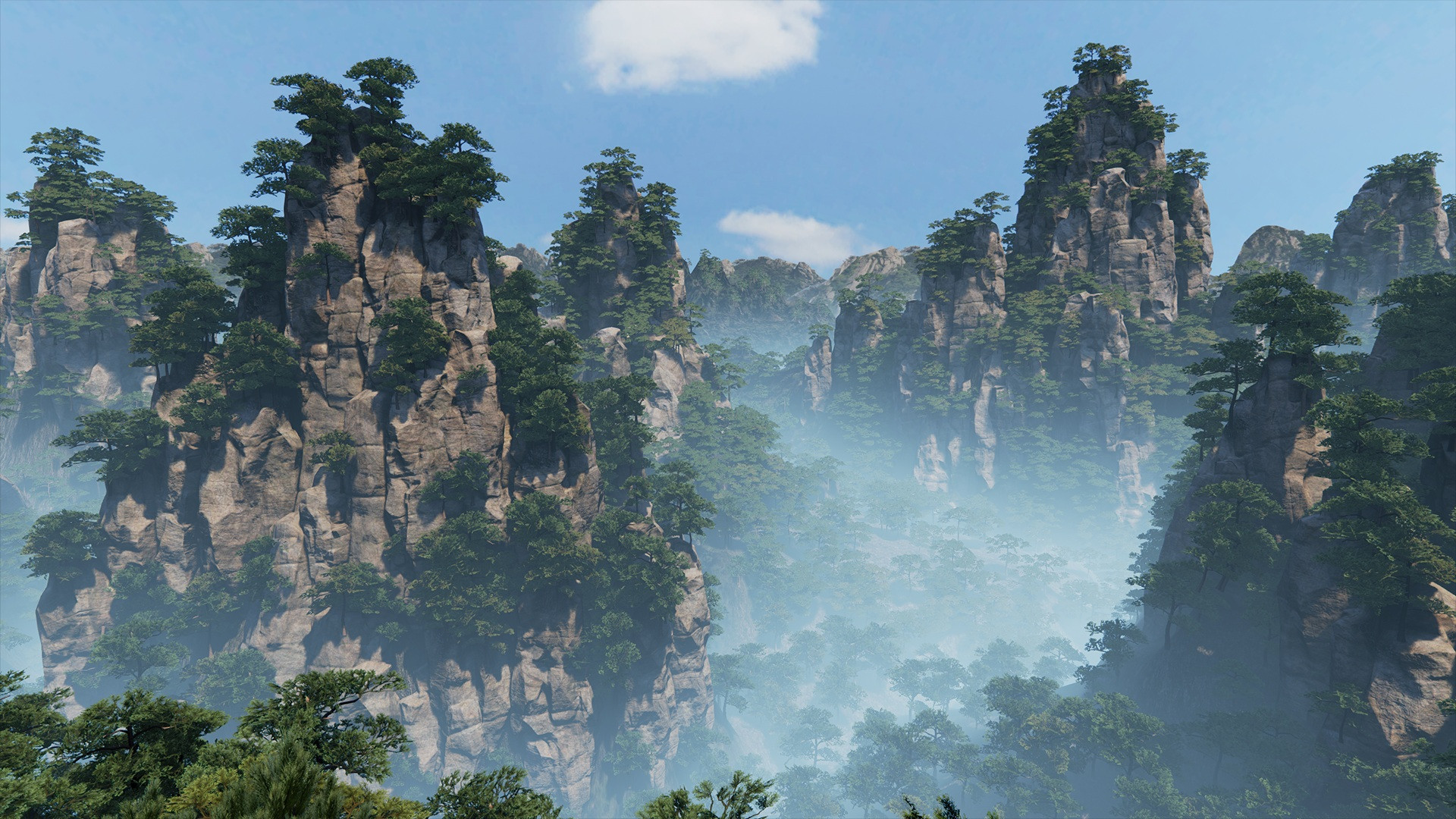 Grafik z DICE vytvořil v Unreal Engine 4 krásnou vegetaci 104187
