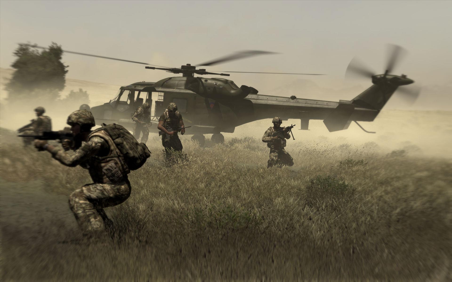 Bohemia Interactive: Studio, které zlepšilo herní průmysl - Kapitola šestá - Arma 2 se rozšiřuje 10419
