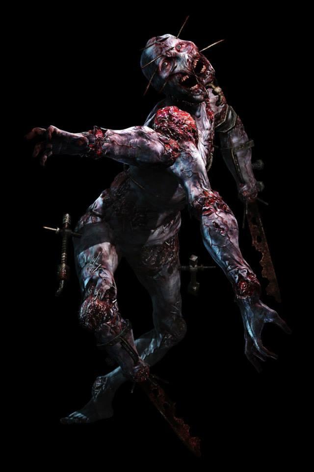 Obrazem: Monstra z Resident Evil Revelations 2 104262