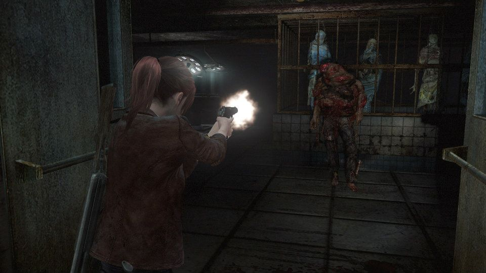 Obrazem: Monstra z Resident Evil Revelations 2 104271