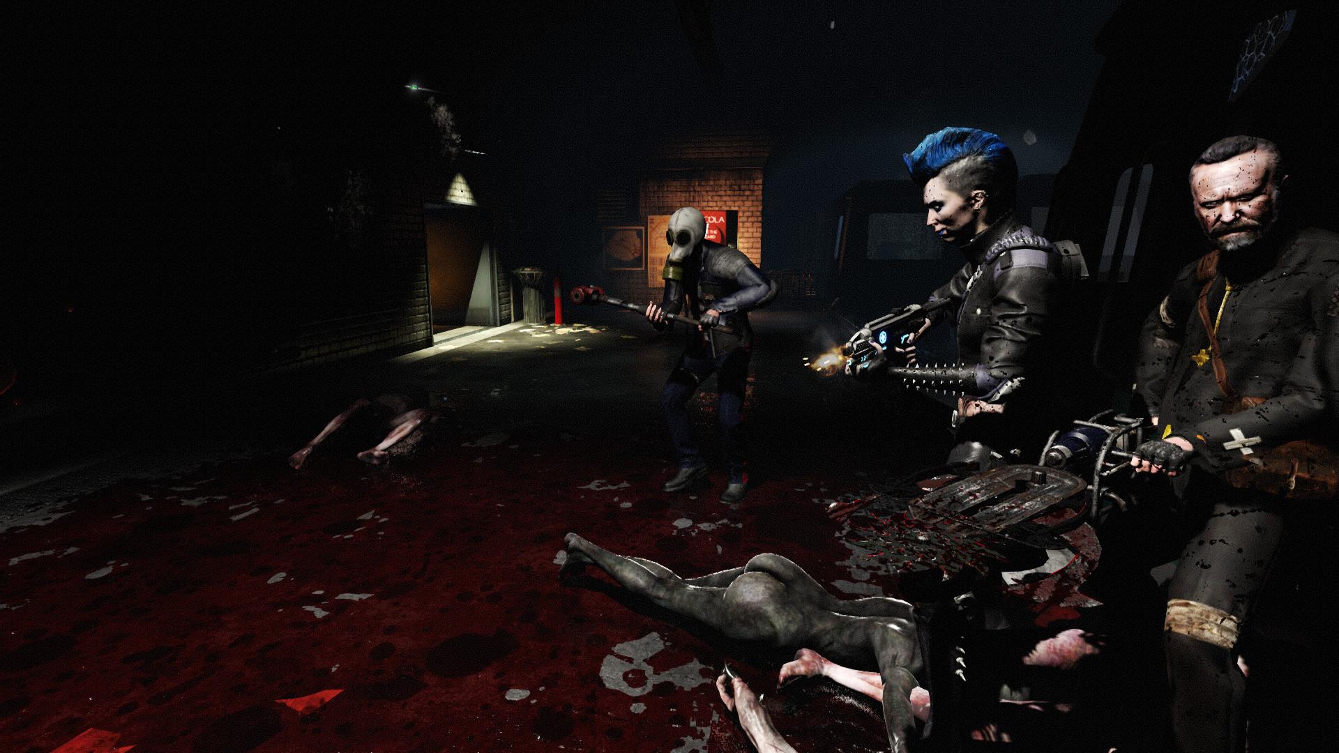 Obrázky zalité krví z Killing Floor 2 104284