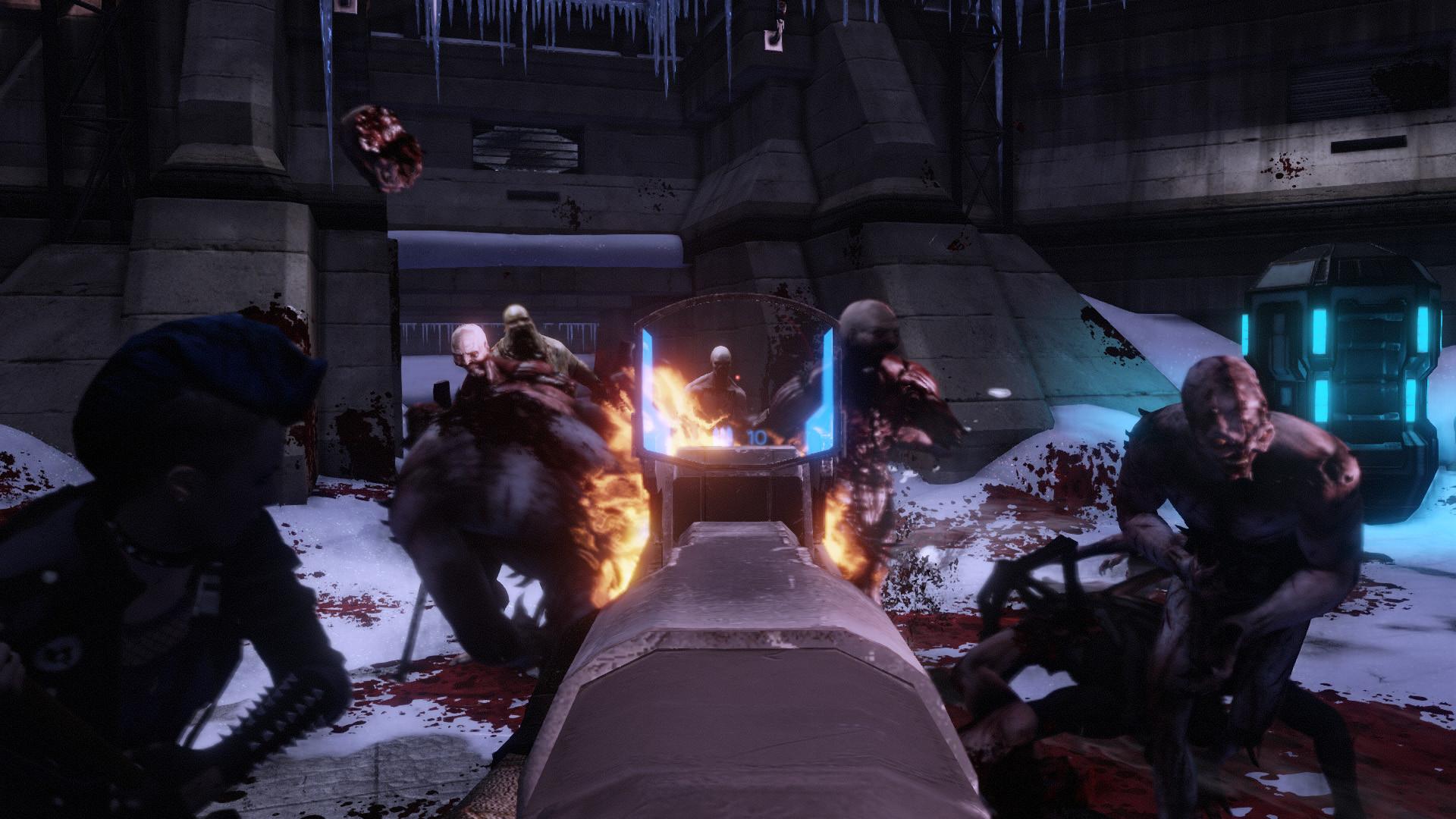 Obrázky zalité krví z Killing Floor 2 104287