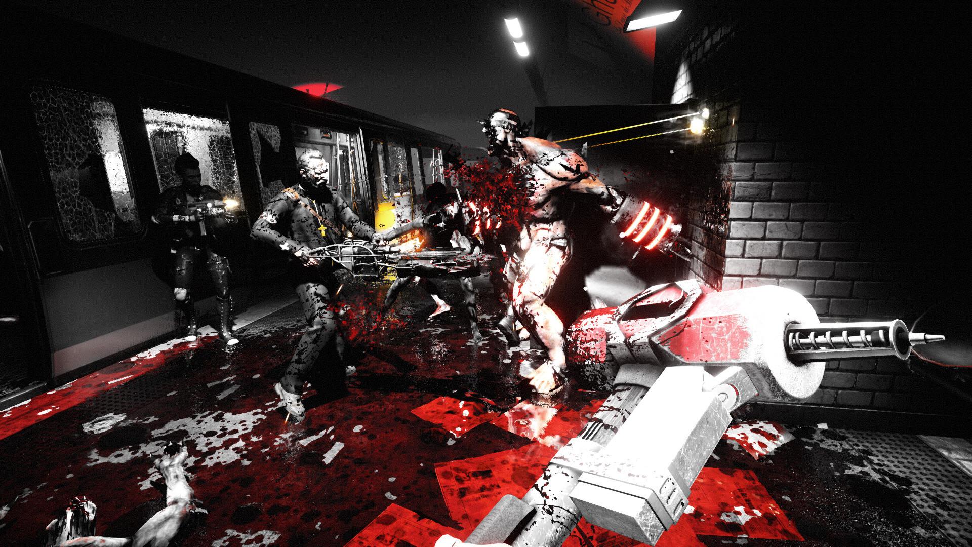 Obrázky zalité krví z Killing Floor 2 104288