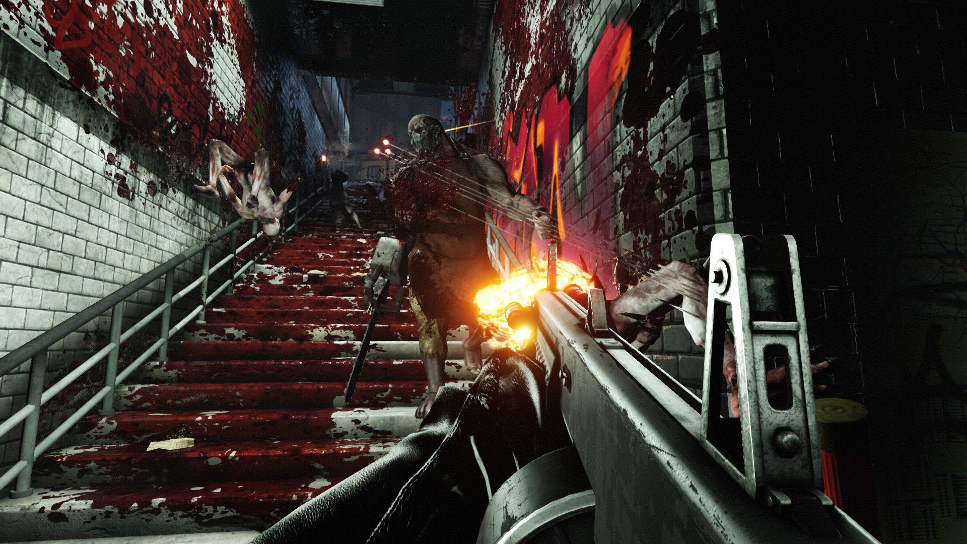 Obrázky zalité krví z Killing Floor 2 104289