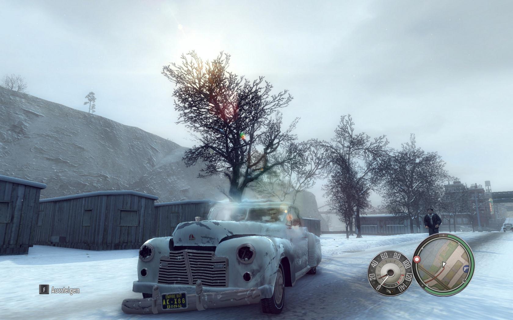 Mafia II je na PS3 méně detailní, říká 2K 10429
