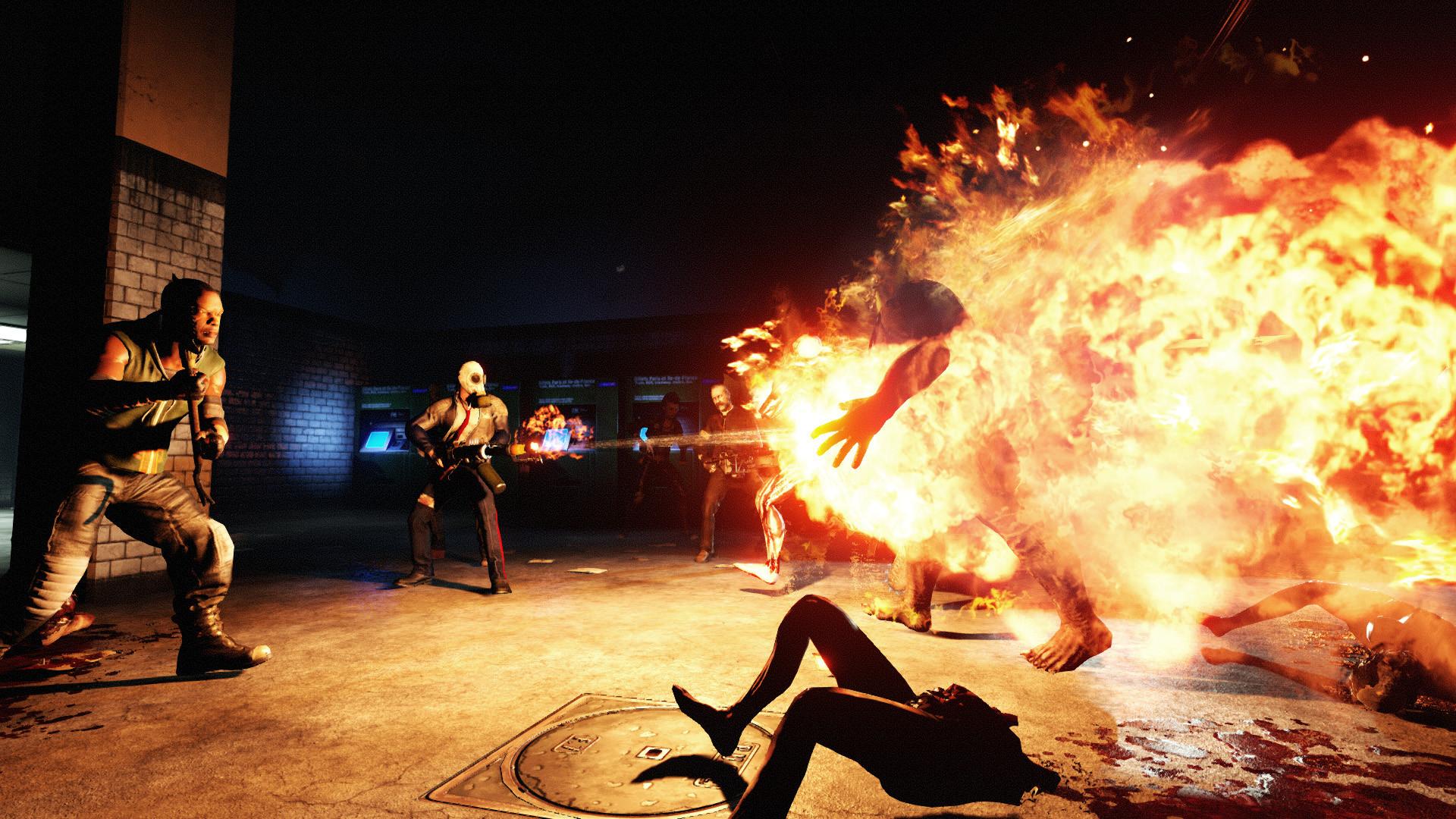 Obrázky zalité krví z Killing Floor 2 104291