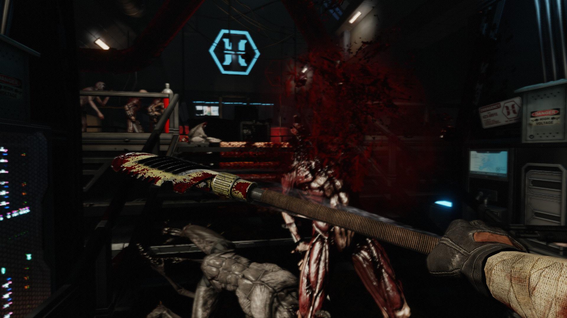 Obrázky zalité krví z Killing Floor 2 104292