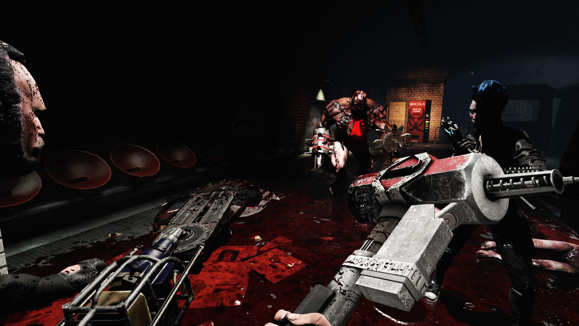 Obrázky zalité krví z Killing Floor 2 104294