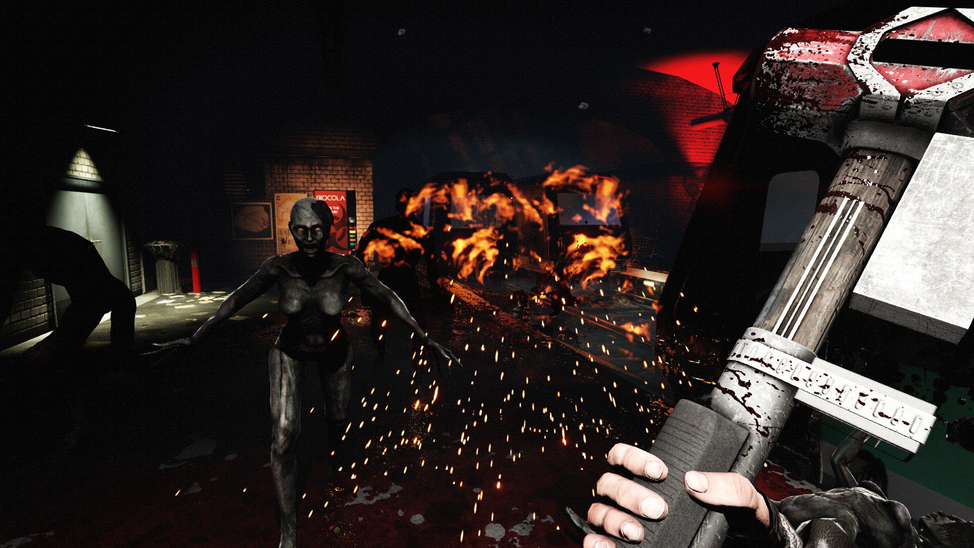 Obrázky zalité krví z Killing Floor 2 104297