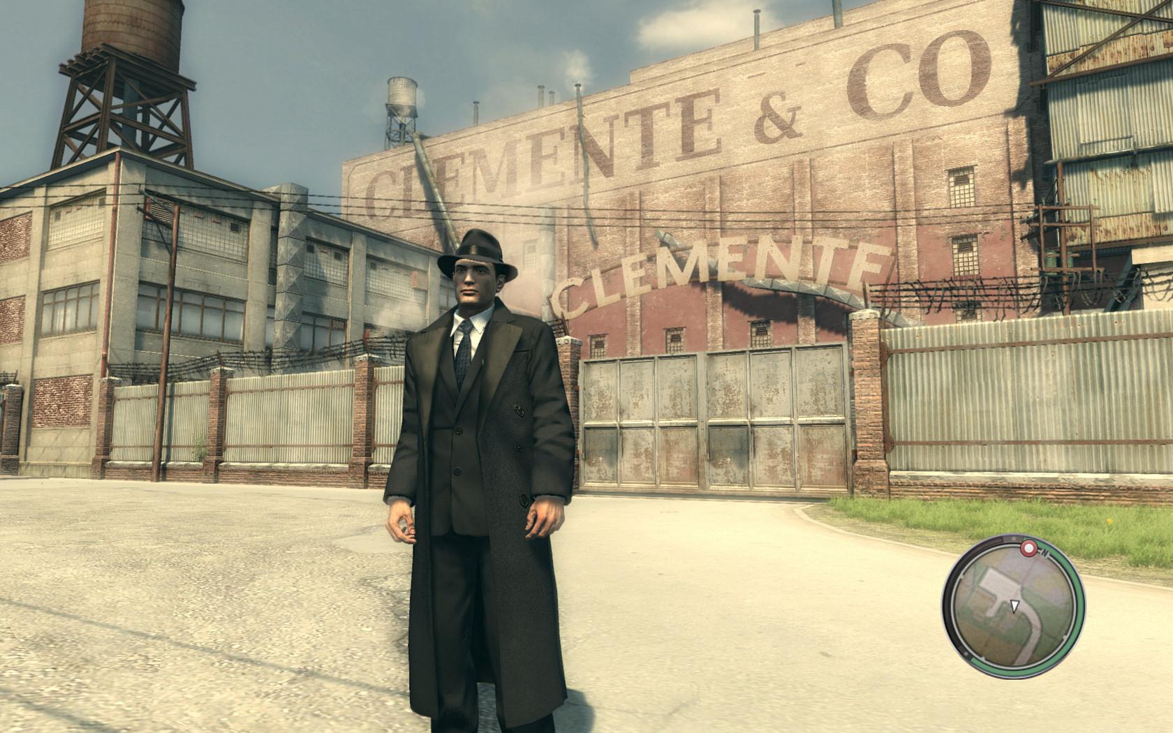 Mafia II je na PS3 méně detailní, říká 2K 10439