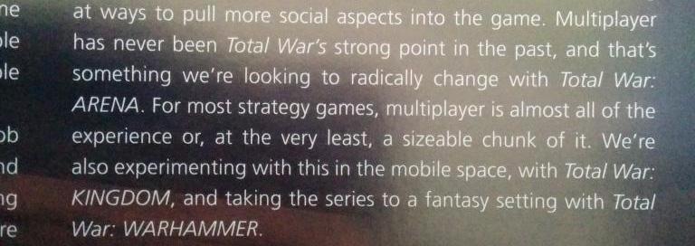 Total War ve fantasy světě s dílem Warhammer 104586