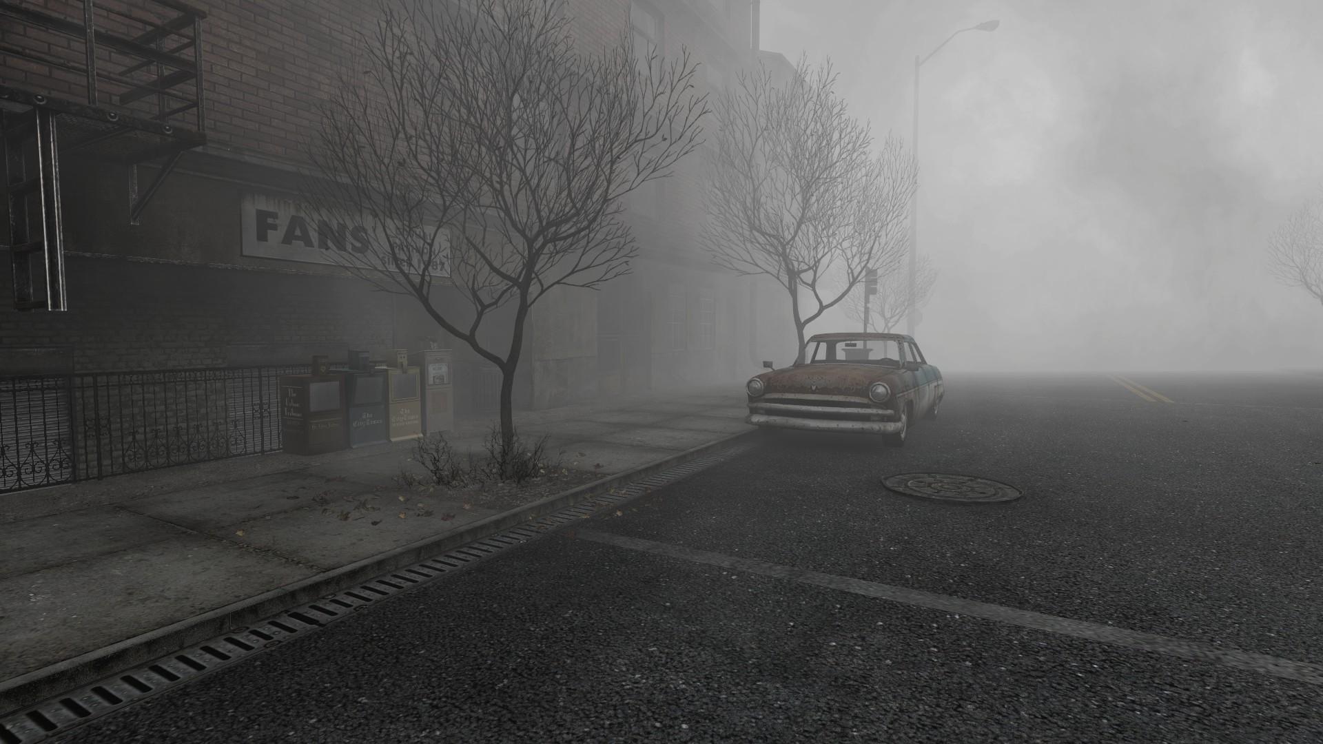 Modifikace Alchemilla do Half-Life 2 pro fanoušky Silent Hillu 104702