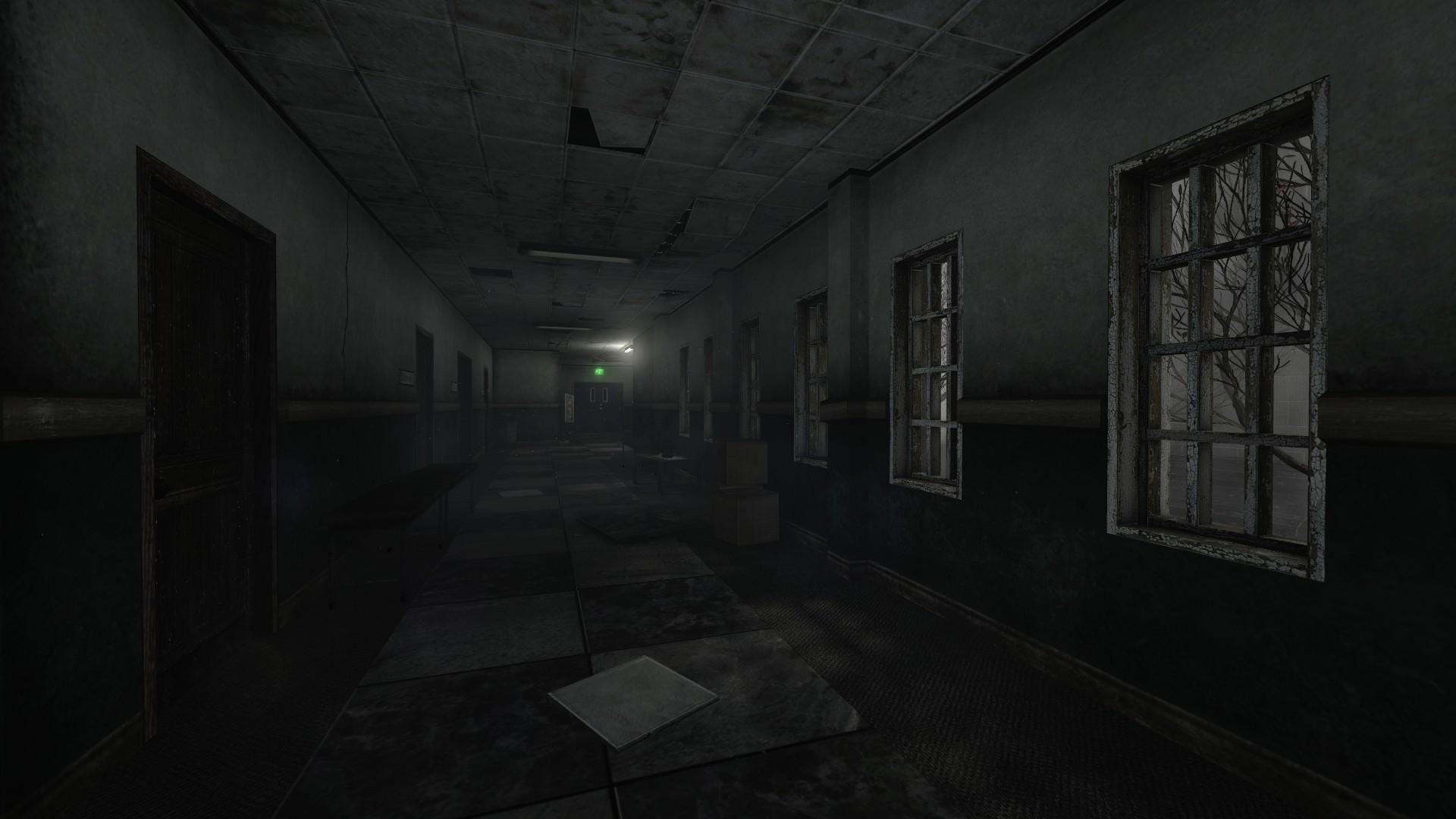 Modifikace Alchemilla do Half-Life 2 pro fanoušky Silent Hillu 104703