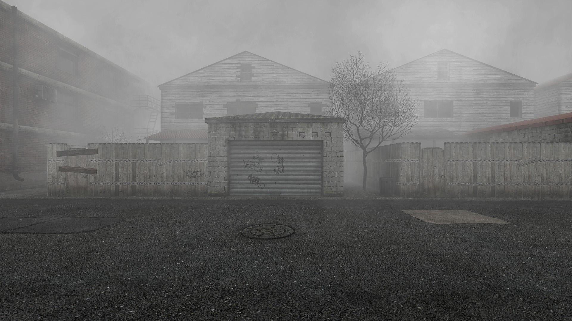 Modifikace Alchemilla do Half-Life 2 pro fanoušky Silent Hillu 104705