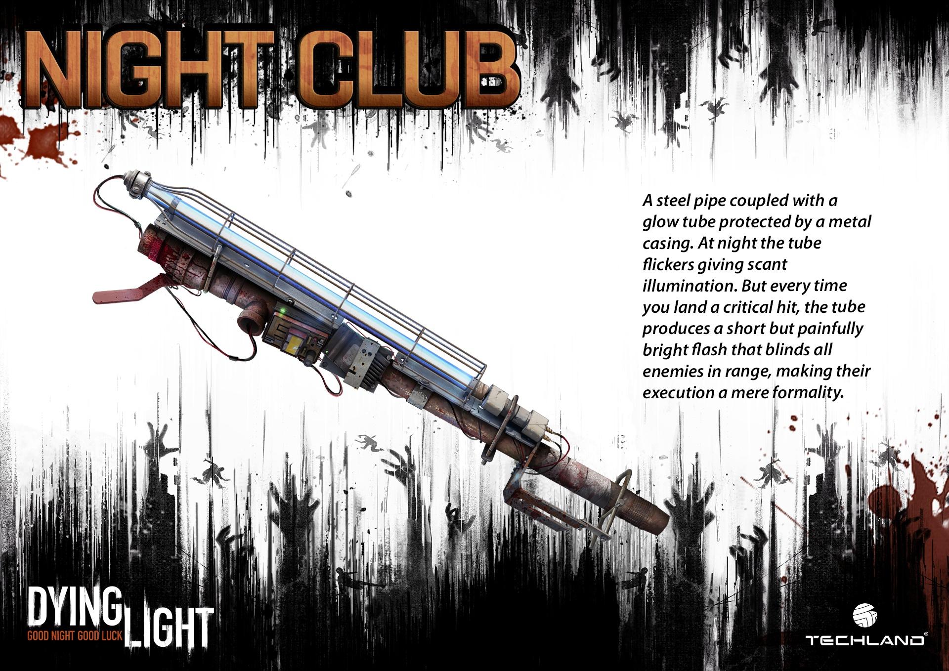 Zahrajte si za zombíka a využijte bonusovou zbraň v Dying Light 104706
