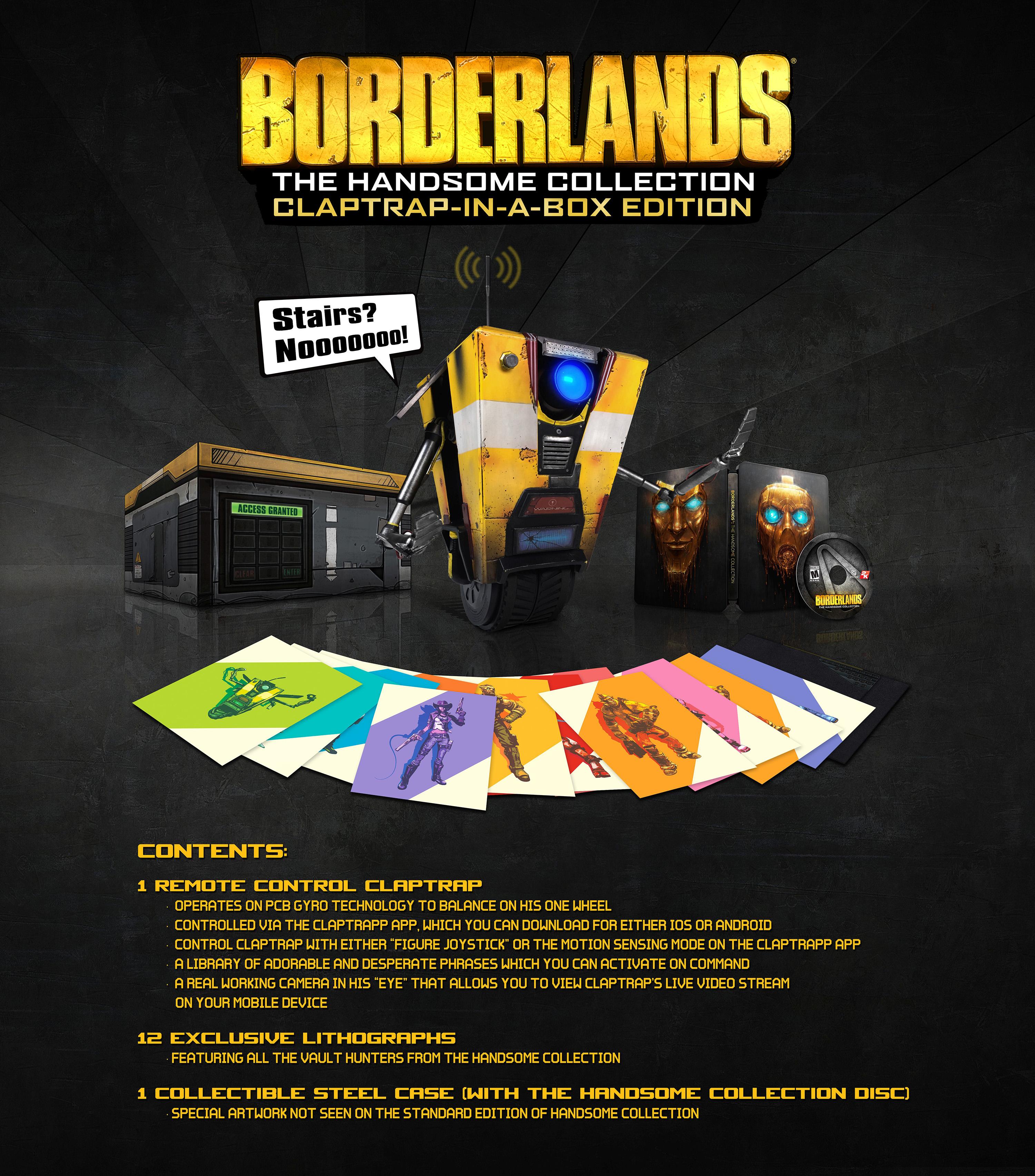 Borderlands si zahrajeme na nových konzolích 104717