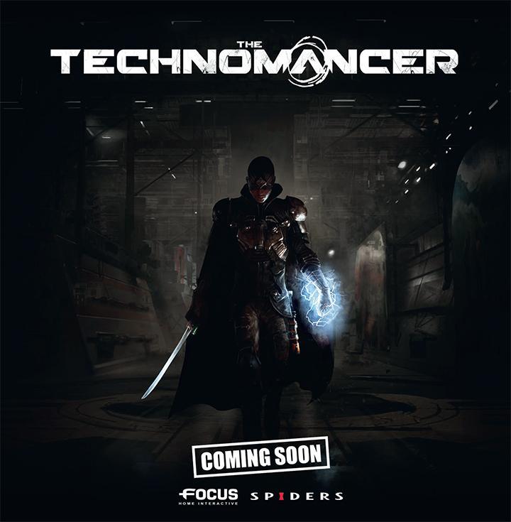 Spiders kutí akční RPG Technomancer 104786