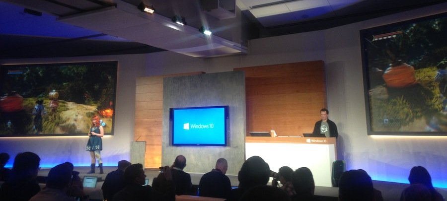 Windows 10 bude podporovat streamované hraní z Xbox One 104794