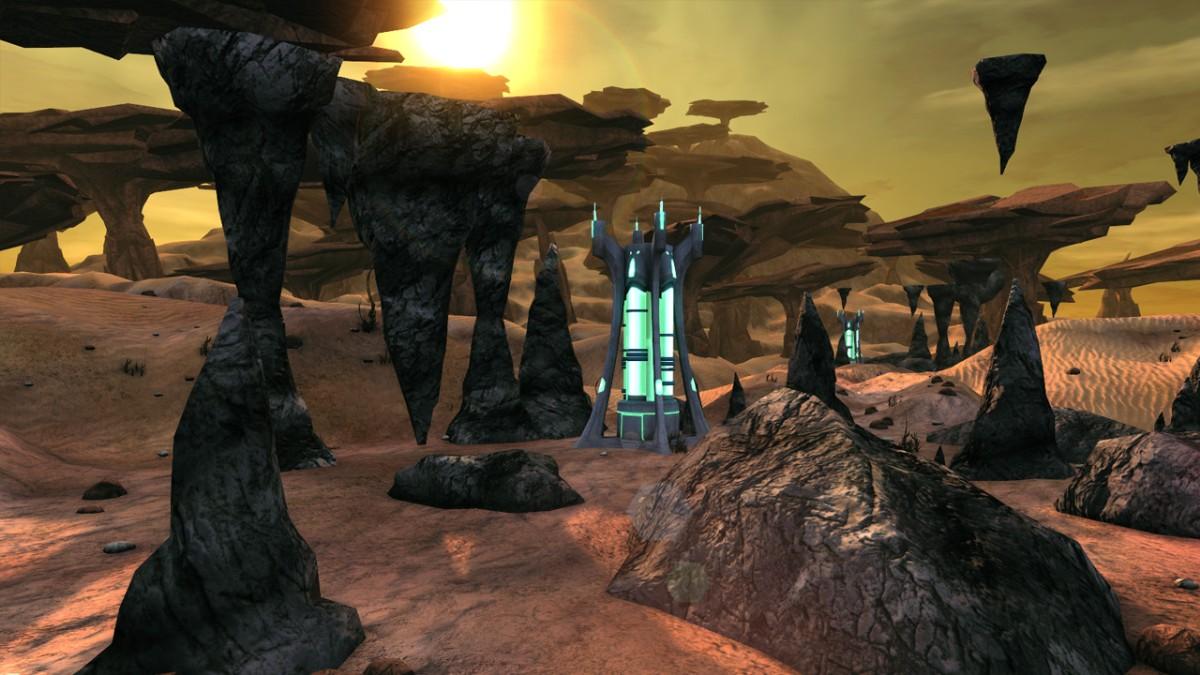Ve Star Trek Online započne tvorba vlastních misí 10480