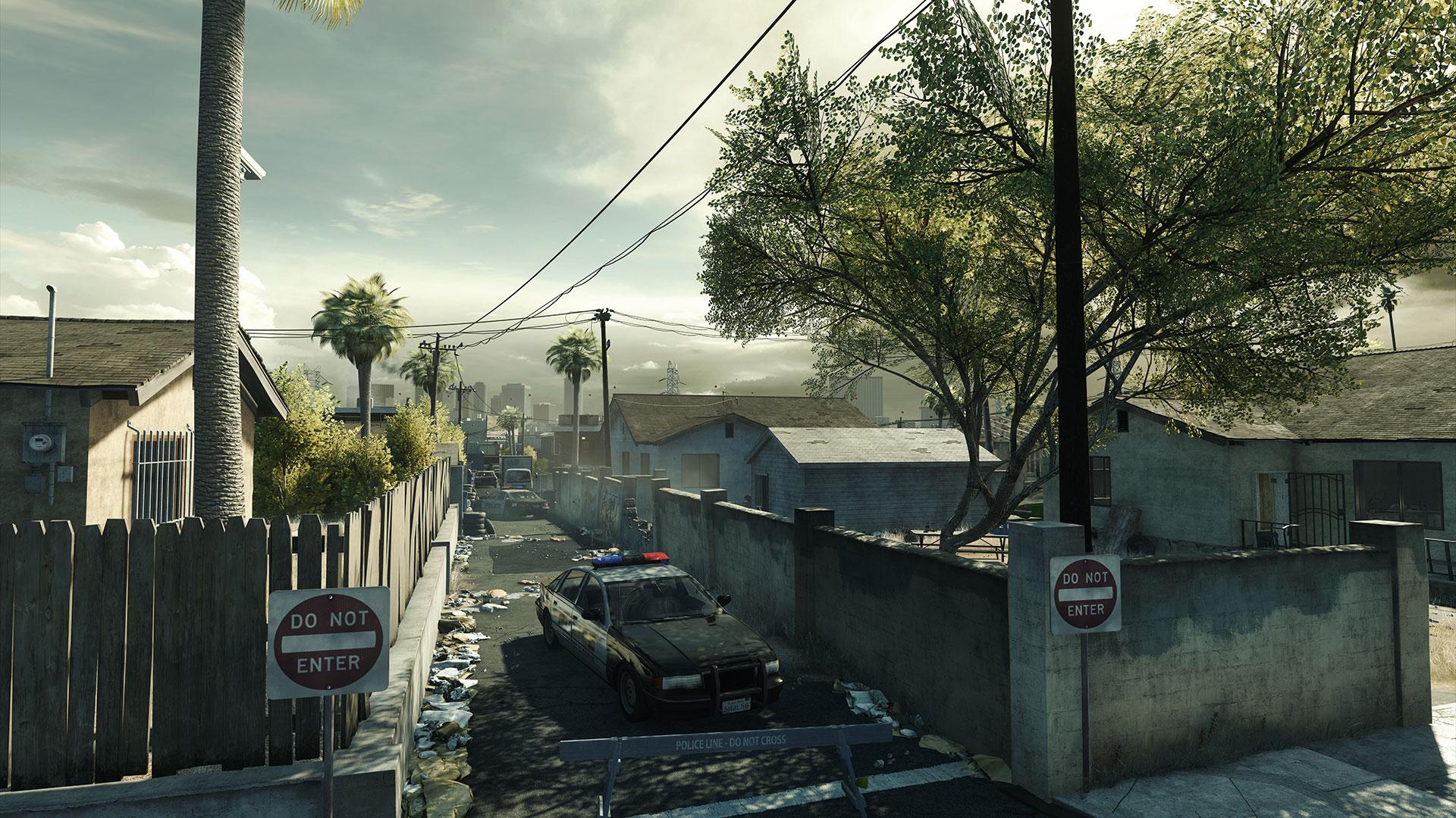 Přehled multiplayerových map a módů v Battlefield Hardline 104804