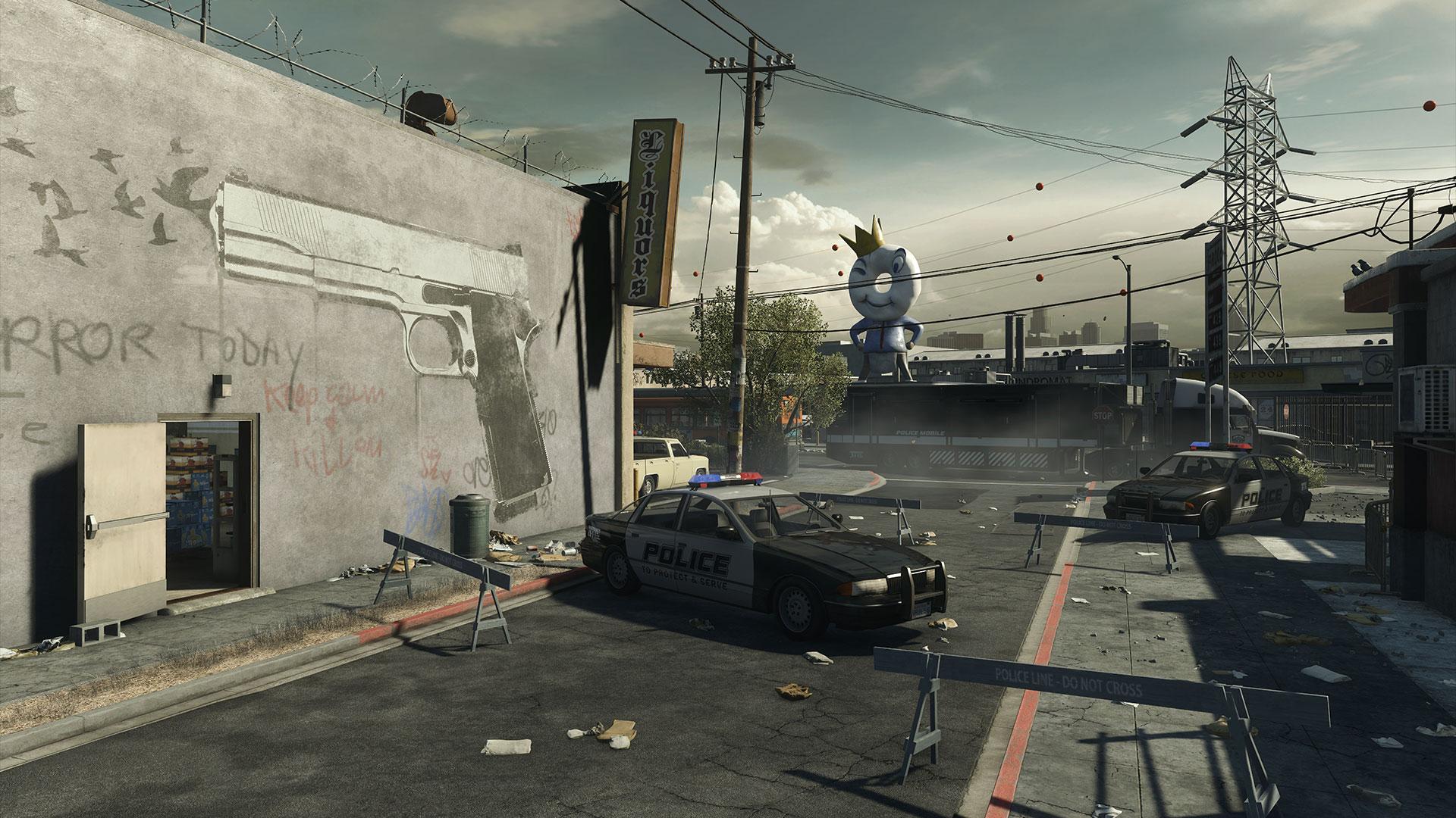 Přehled multiplayerových map a módů v Battlefield Hardline 104805